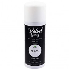 Velvet Spray Black