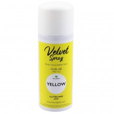 Velvet Spray Yellow