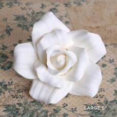 Roses - X-Large - White